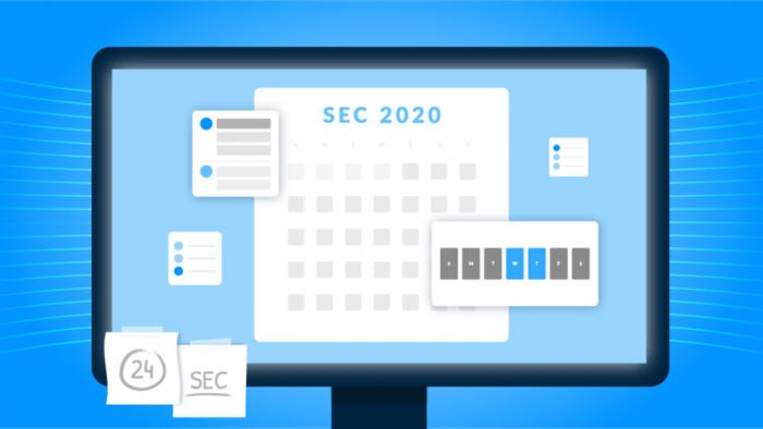 SEC Filing Deadlines, Holidays, and Dates to Know in 2020