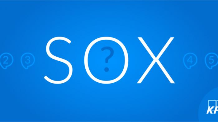 6 Questions for SOX Leaders