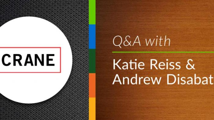 Compliance Confidence Q&A: Andrew Disabato and Katie Reiss