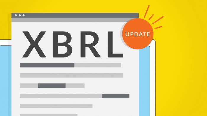 Inline XBRL (iXBRL)