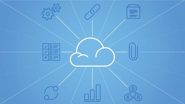 passage à l'actualisation du cloud