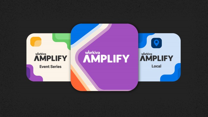 Amplify 2021 Events