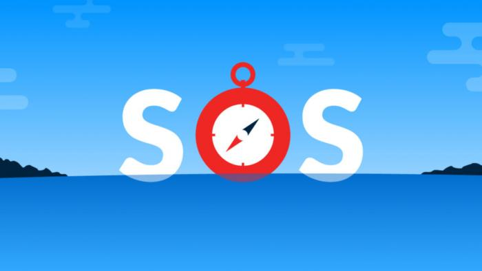 sos graphic lost at sea lessons learned from a disconnected data disaster