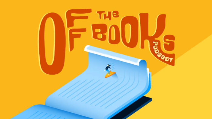 off the books podcast cover art