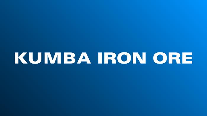 Kumba Iron Ore Logo