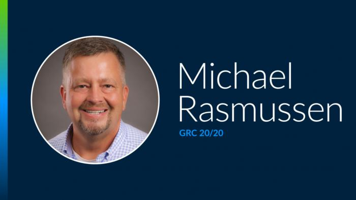 michael rasmussen from grc 2020 headshot