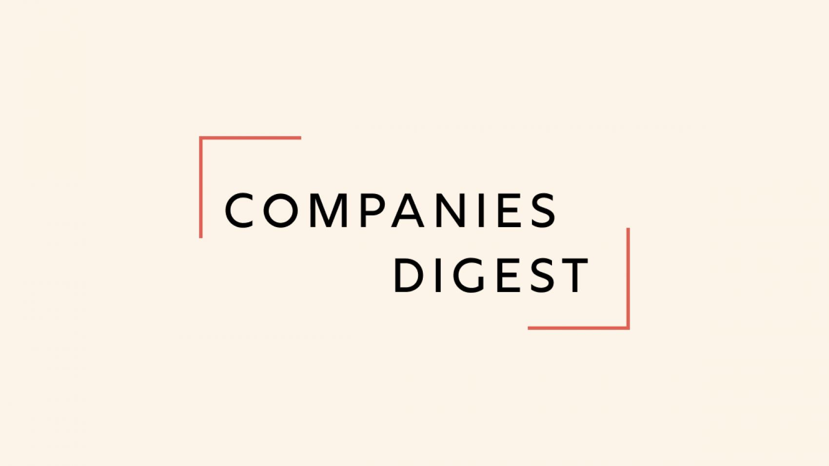 Companies Digest-Newsroom-en