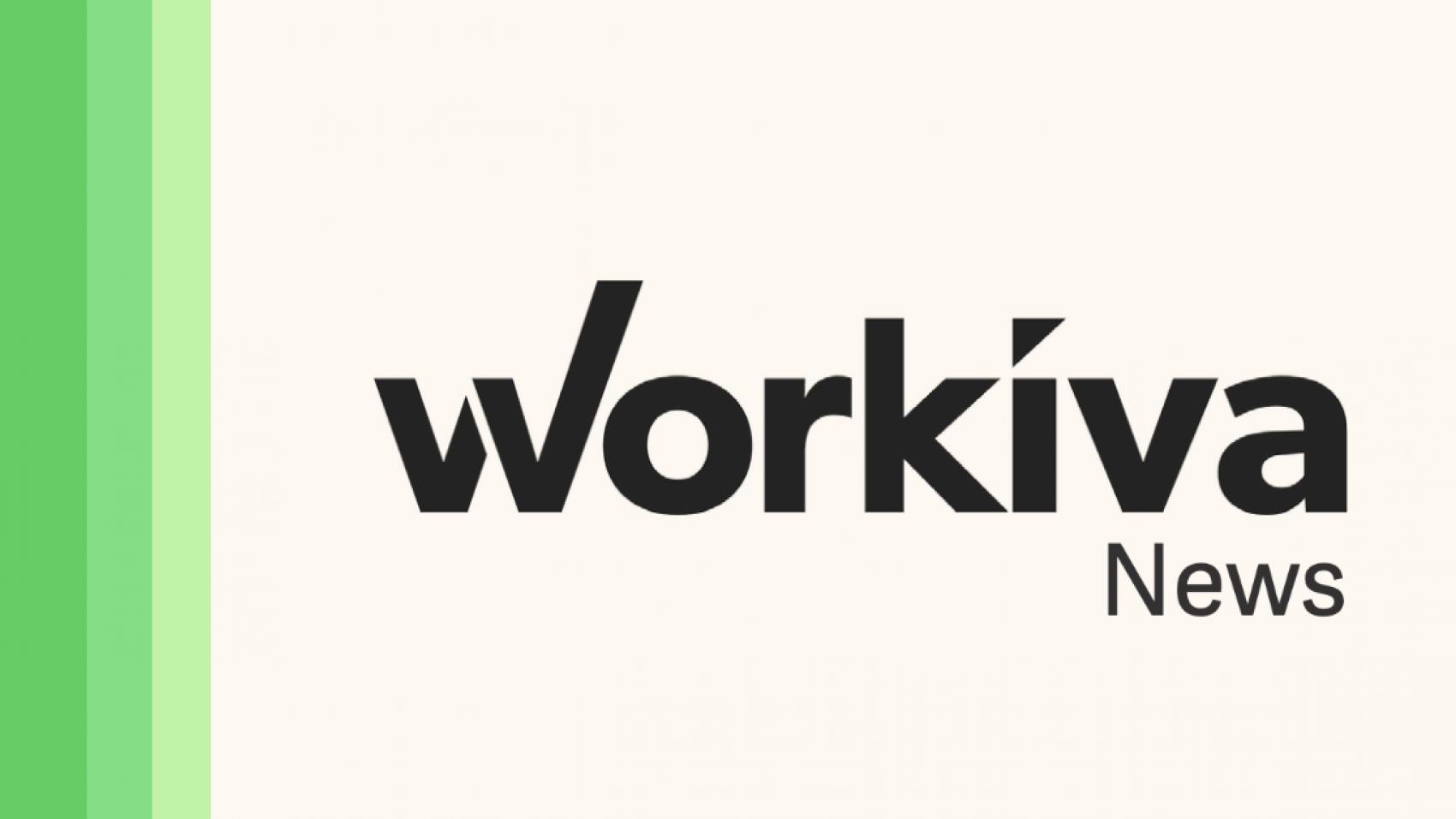 Workiva Newsroom