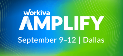 Workiva Amplify 2019