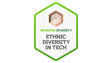 workiva employee resource group ethnic diversity in tech logo