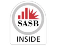 Illustration du logo SASB pour le reporting ESG