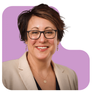 Stacy Gilbert from KeyBank Headshot