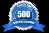 Cloud Top 500 Market Report badge