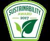 2017 Sustainability Leadership Award by Business Intelligence Group