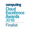 2018 Cloud Data Management Solution of the Year