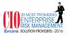 CIO review 2016 most promising erm