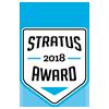 2018 Stratus Award for Cloud Computing
