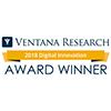 2018 Digital Innovation Award for Wdata